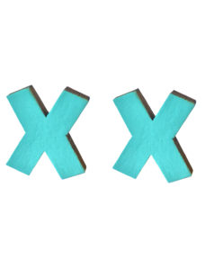XXX-EARRINGS-TURQOISE